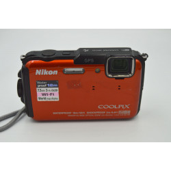 NIKON COOLPIX AW110 SUMERGIBLE